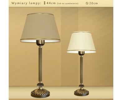 Klasyczna lampa stołowa LB-B2