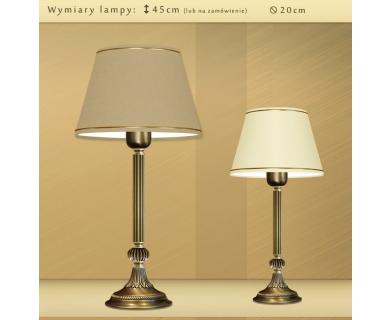 Klasyczna lampa biurkowa LA-B2