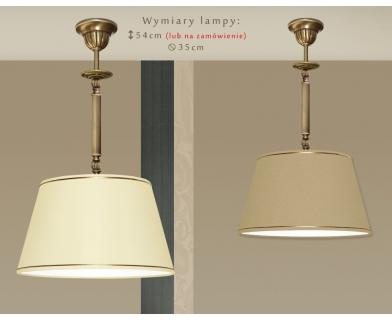 Klasyczna lampa sufitowa A-S1B