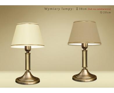 Lampa biurkowa z mosiądzu YA-B1