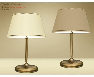 Lampa gabinetowa z abazurem YA-B2
